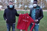 Boubacar Diarra e Giuseppe Ciafardini alla Vastese