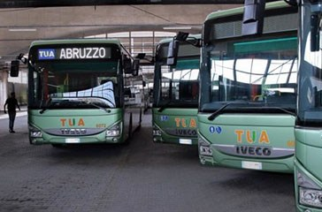 Scuola, +120 pullman e +417 corse: il trasporto pubblico abruzzese pronto per la ripartenza