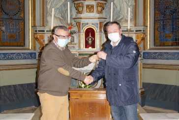 Pino Cavuoti è il nuovo priore della Confraternita della Sacra Spina e delGonfalone