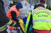 Si frattura la gamba, soccorco 49enne a Passo Lanciano mentre fa sci alpinismo