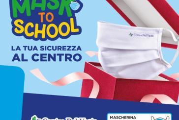 """Il Centro Commerciale Centro Del Vasto presenta """"Mask to School"""""""