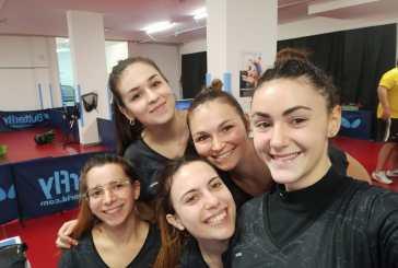 Tennistavolo, al via il Campionato femminile di A2. Le ragazze vastesi impegnate a Napoli