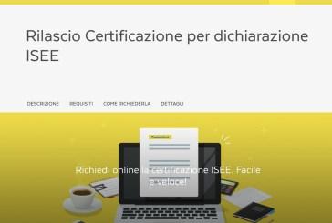 Poste Italiane, in Abruzzo disponibili online i dati 2019 per le richieste dell'Isee