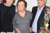 Tanti auguri ad Angela Di Nardo che oggi compie 100 anni