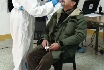 Screening di massa a Pollutri, 290 i tamponi rapidi eseguiti: nessun positivo