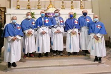 Vasto, ecco il rito di insediamento del nuovo Consiglio direttivo della Confraternita della Sacra Spina e Gonfalone
