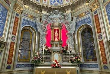 Festa della Sacra Spina, celebrazioni in chiesa con l'Arcivescovo Mons. Bruno Forte