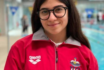 H2O Sport, Vanessa Cappellone ai tricolori di nuoto sincronizzato a Riccione
