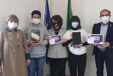 Il Rotary consegna 15 tablet al Mattioli di San Salvo