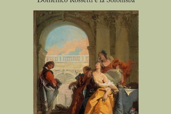copertina Libro Domenico Rossetti Scrive come un angelo