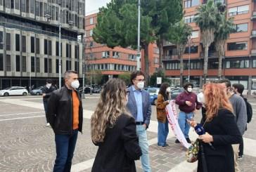 Paolucci e Blasioli incontrano gli studenti
