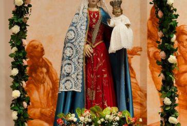 La Festa della Madonna di Pennaluce senza processione, la statua è nella chiesa di San Paolo