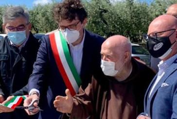 Inaugurata l'Isola ecologica a Vasto, Menna: