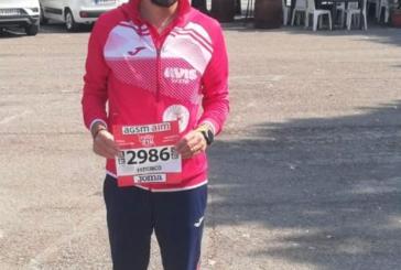 Podistica Vasto presente alla Giulietta & Romeo Half Marathon di Verona grazie a Federico Ritenuti