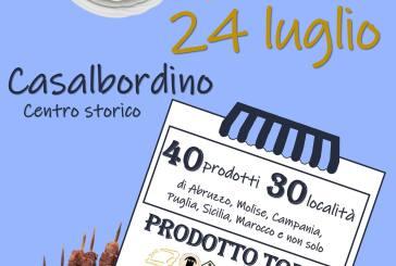 Al via oggi la V edizione del Prodotto Topico, si parte da Casalbordino