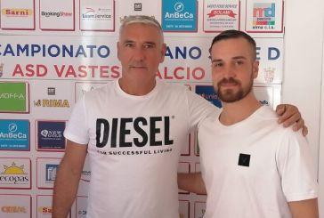 Calcio, alla Vastese arrivano Lorenzo Panaioli e Vittorio Attili