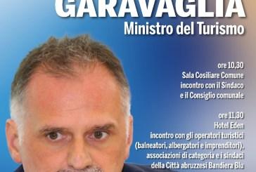 Martedì a San Salvo il ministro del Turismo Massimo Garavaglia
