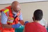Covid-19: in provincia di Chieti su la vaccinazione, giù i contagi. Pochi casi nelle scuole