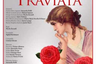 """""""Montenero in lirica"""", alle 21.30 l'appuntamento con """"Ti racconto un'opera … La Traviata"""""""
