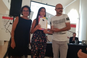 La vastese Vanessa Cela premiata al Concorso Nazionale Sinestetica per poesia inedita e video poesia