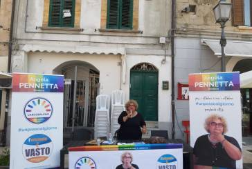 Vasto, ecco i candidati di Angela Pennetta