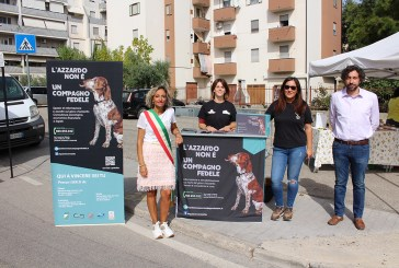 A San Salvo la campagna di sensibilizzazione sui rischi del gioco d'azzardo