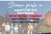 """""""Stasera parlo io"""", la Notaro presenta il suo programma elettorale alla città"""