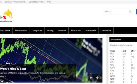 PNGX Markets