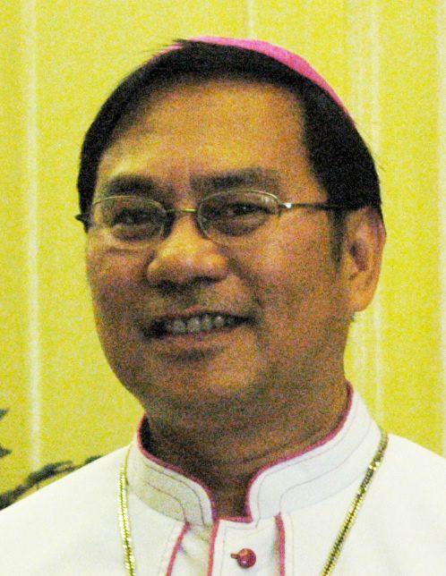 Bishop Mayugba