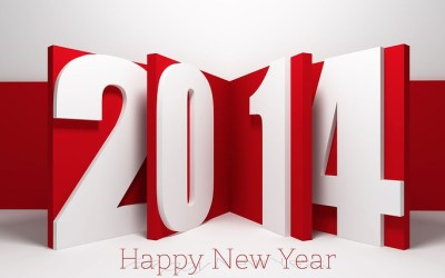 Happy New Year 2K14