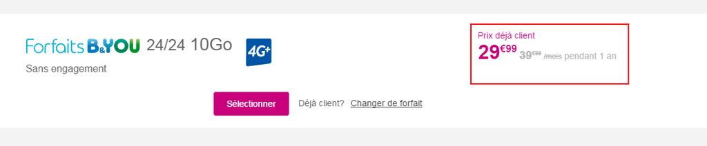 BouyguesTelecom Pub en ligne