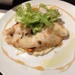 Al Dente Pan Seared Fish Fillet