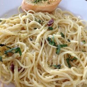 Al Dente Carbonara Pasta