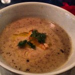 Amalfi Mushroom Soup