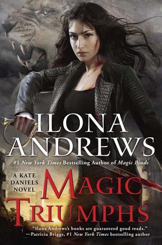 cover of Magic Triumphs