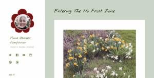 Home Garden Journal