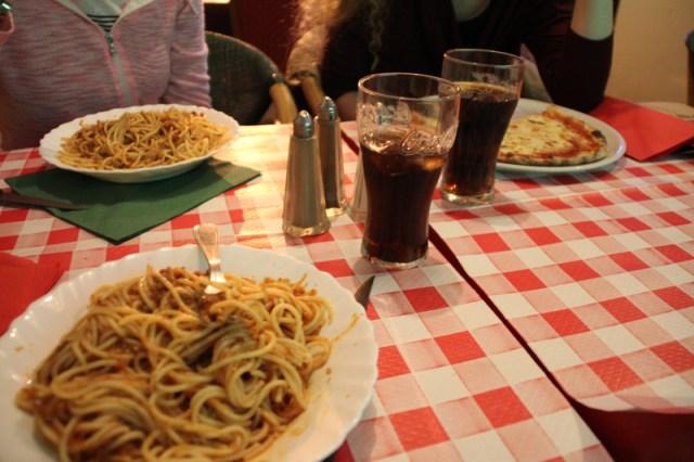 Parijs: eten
