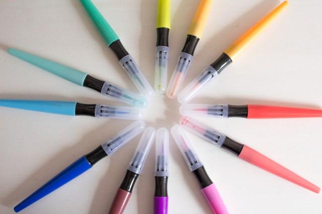 brush pencils 1