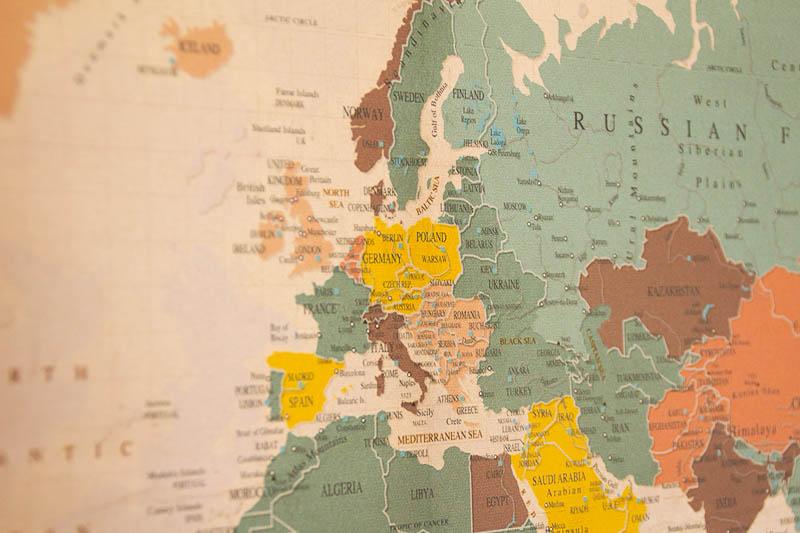wereldkaarten 2