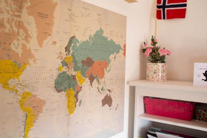 wereldkaarten schoolplaat winactie
