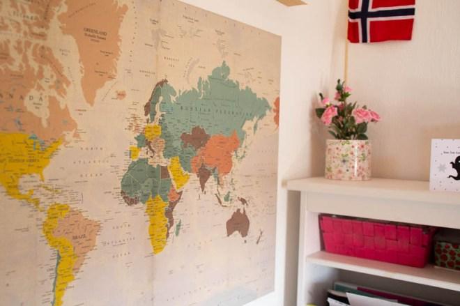 wereldkaarten 1