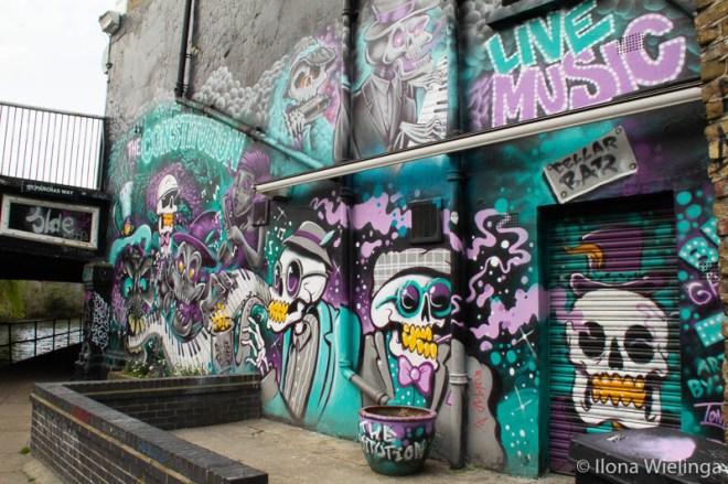 bezienswaardigheden in londen 3 streetart doodshoofden