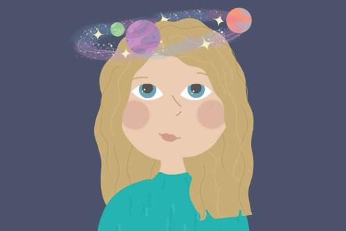 verwachtingen ruimte heelal galaxy illustratie