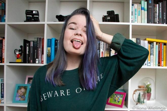 haarverf 1 crazy color violette paarse vrijdag