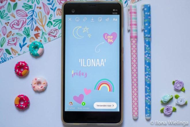 Instagram GIFjes Studio Ilonaa 2
