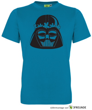 T-shirt ontwerp 'Karma Strikes Back'