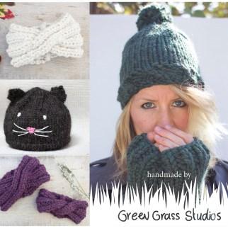 Green Grass Studios - eigen webshop