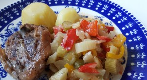 ahjukana kartuliga