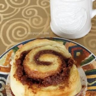 No Yeast Cinnamon Rolls
