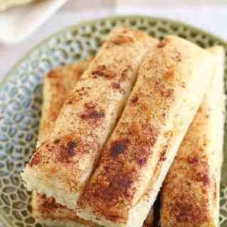 Fluffy Brown Sugar Cinnamon Breadsticks
